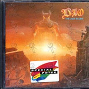 DIO-- RONNIE JAMES - The Last In Line - 1