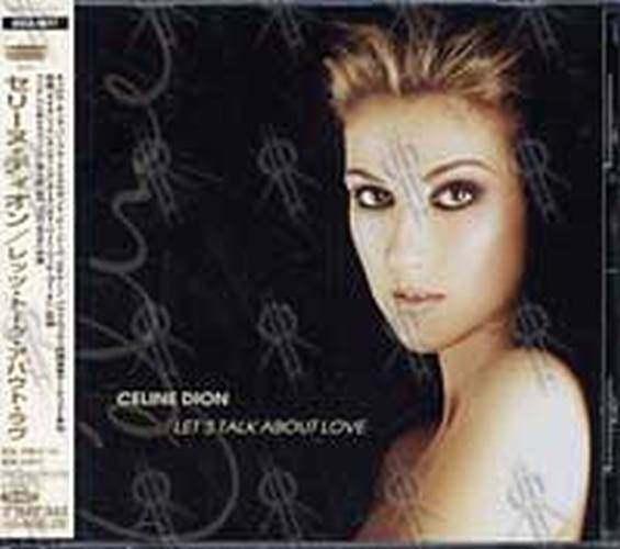 DION-- CELINE - Let's Talk About Love - 1