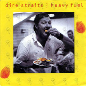 DIRE STRAITS - Heavy Fuel - 1