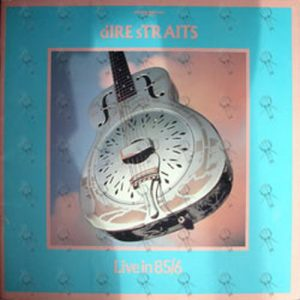 DIRE STRAITS - Live In 85/6 - 1