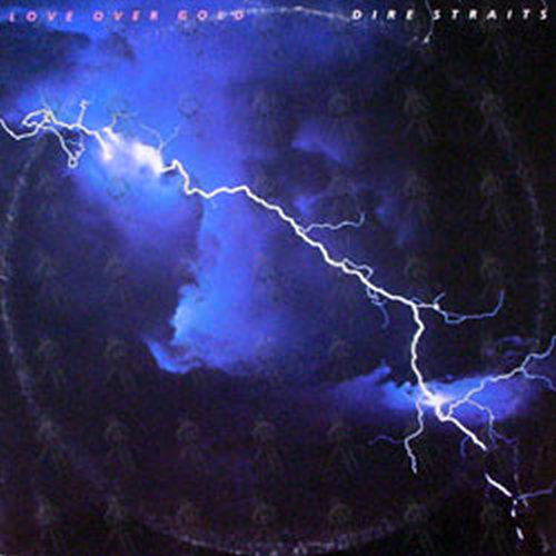 DIRE STRAITS - Love Over Gold - 1