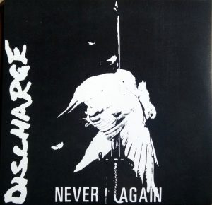 DISCHARGE - Never Again - 1