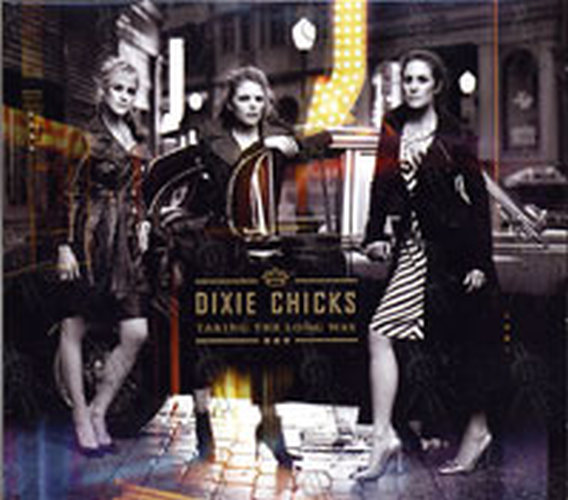 Dixie Chicks Taking The Long Way Album Cd Rare Records