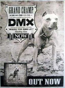 DMX - 'Grand Champ' Album Poster - 1