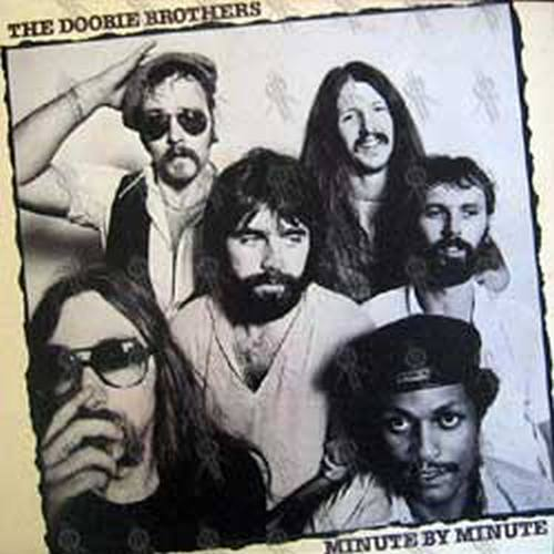 DOOBIE BROTHERS-- THE - Minute By Minute - 1