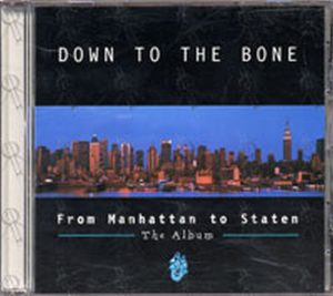 Down To The Bone The Urban Grooves Album Ii Album Cd