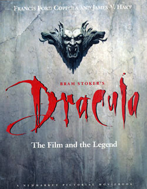 DRACULA - Dracula The Film And The Legend - 1