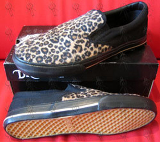 DRAVEN - Leopard-Skin Design Slip-On Shoes - 1