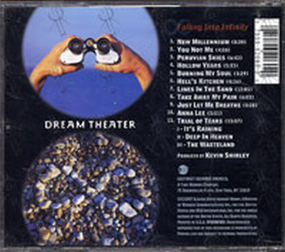 DREAM THEATER - Falling Into Infinity - 2