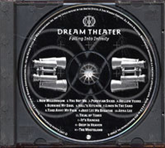 DREAM THEATER - Falling Into Infinity - 3
