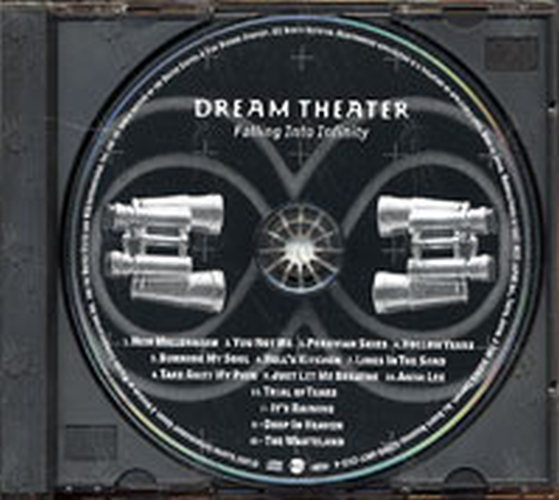DREAM THEATER - Falling Into Infinity - 4