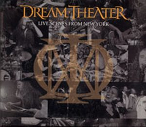 DREAM THEATER - Live Scenes From New York - 1