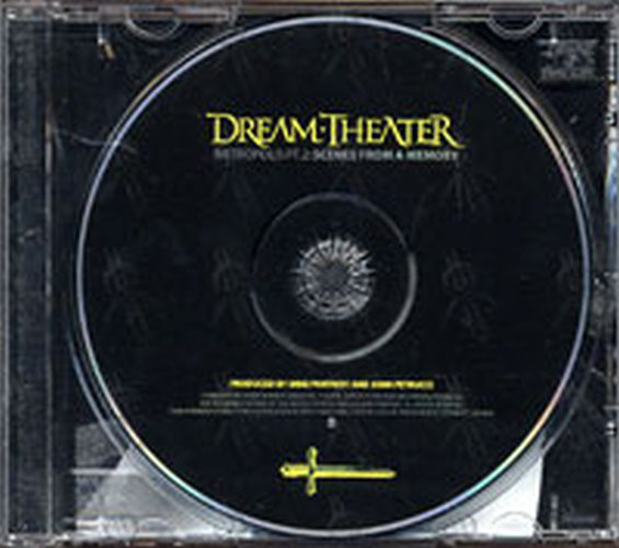 DREAM THEATER - Metropolis Pt.2: Scenes From A Memory - 3