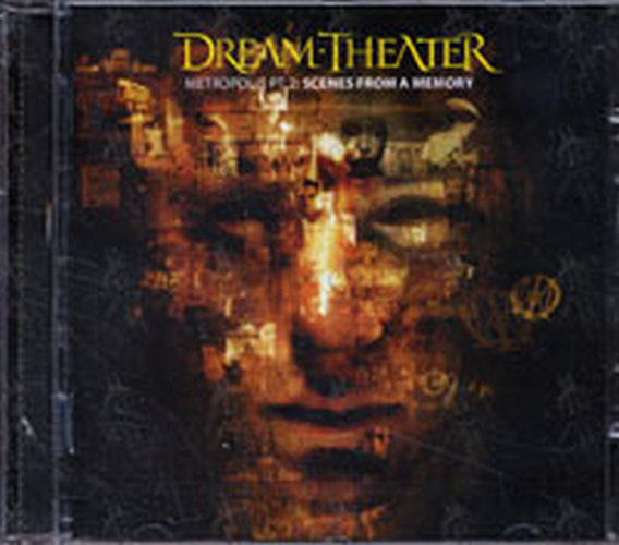 DREAM THEATER - Metropolis Pt.2: Scenes From A Memory - 1