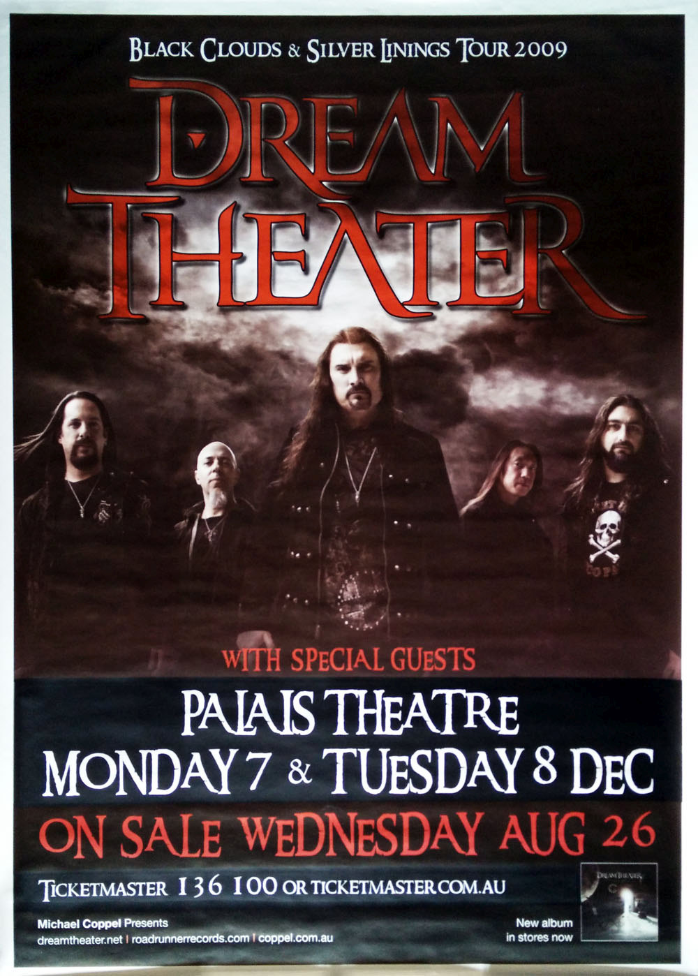 DREAM THEATER - Palais Theatre