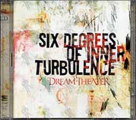 DREAM THEATER - Six Degrees Of Inner Turbulence - 1