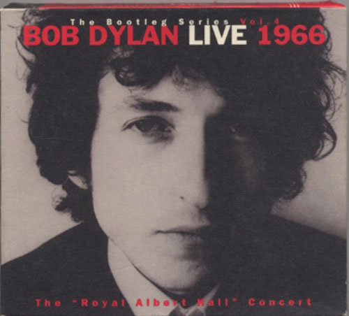 DYLAN-- BOB - The Bootleg Series Vol. 4: Bob Dylan Live 1966