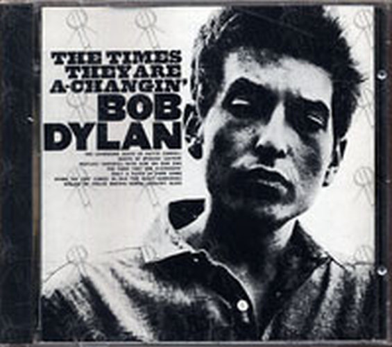DYLAN-- BOB - The Times They Are A-Changin' - 1