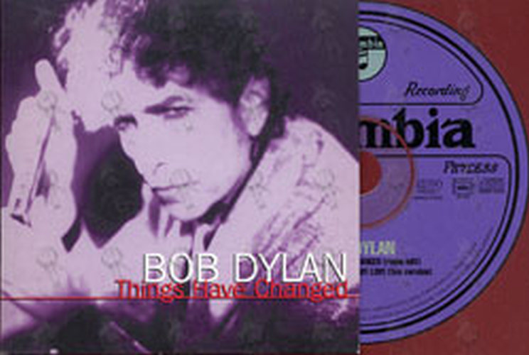 DYLAN-- BOB - Things Have Changed - 1