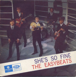 EASYBEATS - She's So Fine - 1