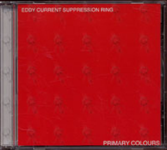 Eddy Current Suppresion Ring Turned On