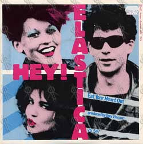 ELASTICA - Eat Your Heart Out - 1