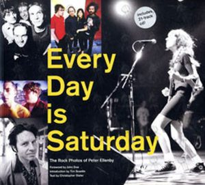 ELLENBY-- PETER - Every Day Is Saturday - 1