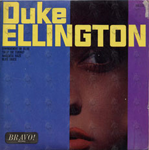 ELLINGTON-- DUKE - Blue Skies - 1