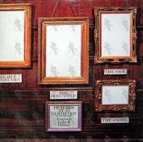 EMERSON-- LAKE & PALMER - Pictures At An Exibition - 1