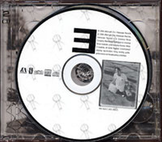 Eminem The Marshall Mathers Lp Album Cd Rare Records