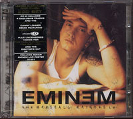 EMINEM - The Marshall Mathers LP (Album, CD) | Rare Records