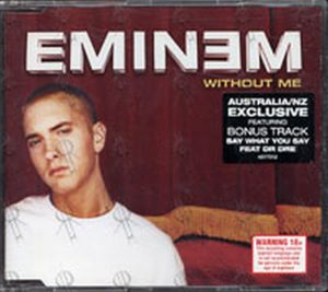 EMINEM - Without Me - 1