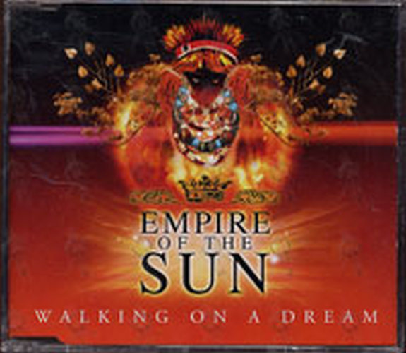 EMPIRE OF THE SUN - Walking On A Dream - 1