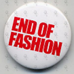 END OF FASHION - Logo Badge - 1