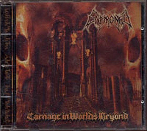 ENTHRONED - Carnage In Worlds Beyond - 1