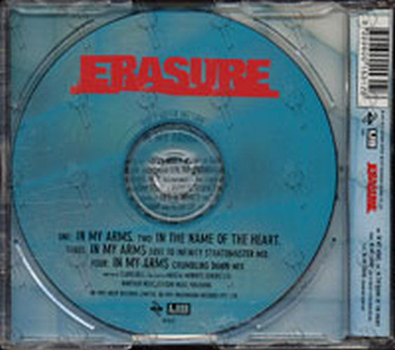 ERASURE - In My Arms - 2