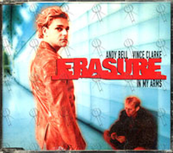 ERASURE - In My Arms - 1