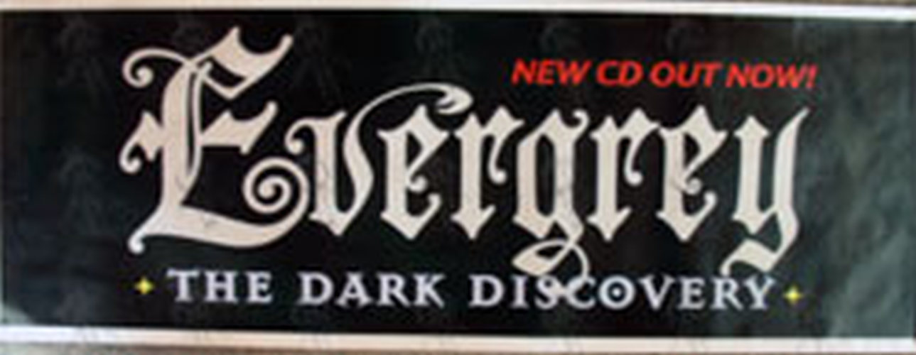 EVERGREY - The Dark Discovery Banner Style Sticker - 1