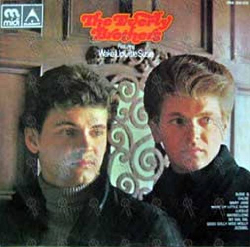 EVERLY BROTHERS-- THE - Wake Up Little Susie - 1