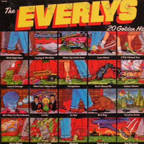 EVERLYS-- THE - 20 Golden Hits - 1