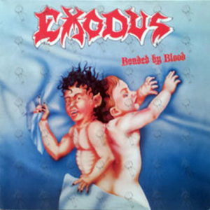 EXODUS - Bonded By Blood - 1