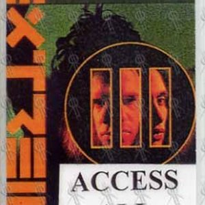EXTREME - Access All Areas Laminate - 1