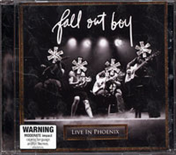 FALL OUT BOY - Live In Phoenix - 1