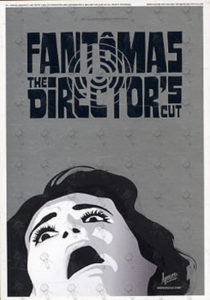 FANTOMAS - 'The Director's Cut' Mini Promo Postcards - 1