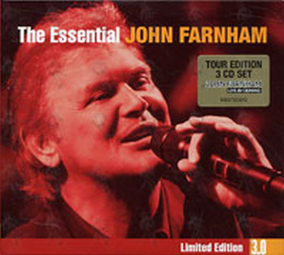 FARNHAM-- JOHN - The Essential John Farnham - 1