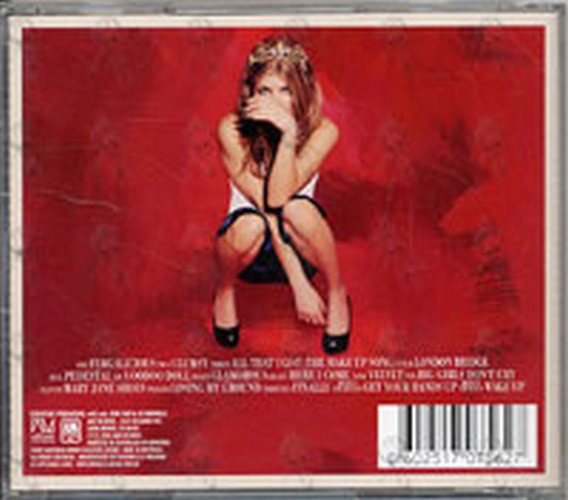 fergie the dutchess album