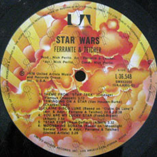FERRANTE & TEICHER - Star Wars - 3