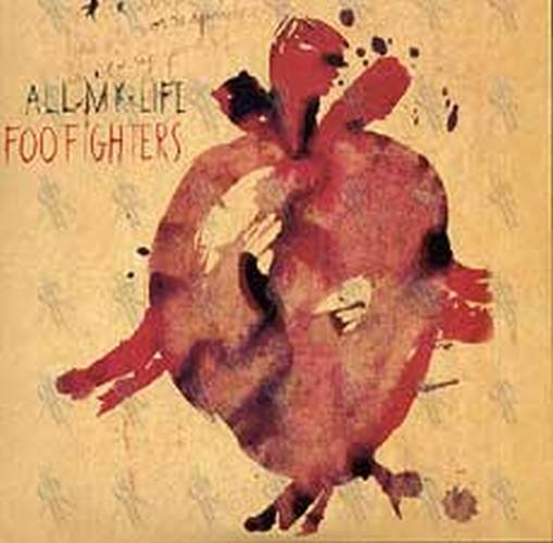 FOO FIGHTERS - All My Life - 1