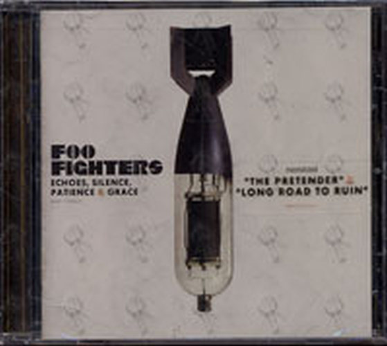 Foo Fighters Echoes Silence Patience Amp Grace Album