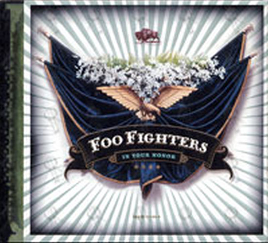 Foo Fighters In Your Honor Album Cd Rare Records
